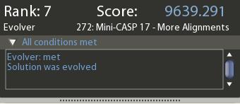 Score met