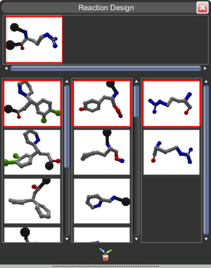 Puzzle 1855 Reaction Design Panel Defaults Highlighted