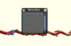 Note Mode Box