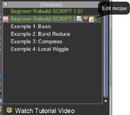 Lua Scripting Tutorial (Beginner 2)