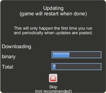 Updating