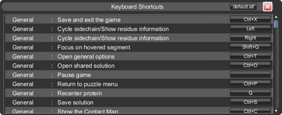 Keyboard Shortcuts 01