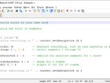 Lua Scripting