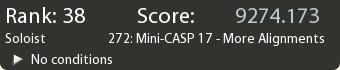 Score adv