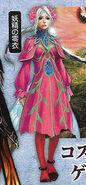 Ellen Costume Faery Cloak artwork