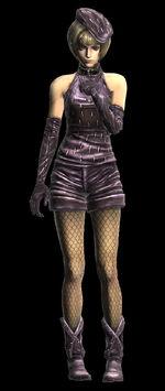 Ellen Costume Normal Purple artwork