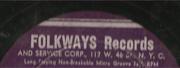 Folkways Label
