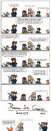 Pris Comic Of the FUTURE 023