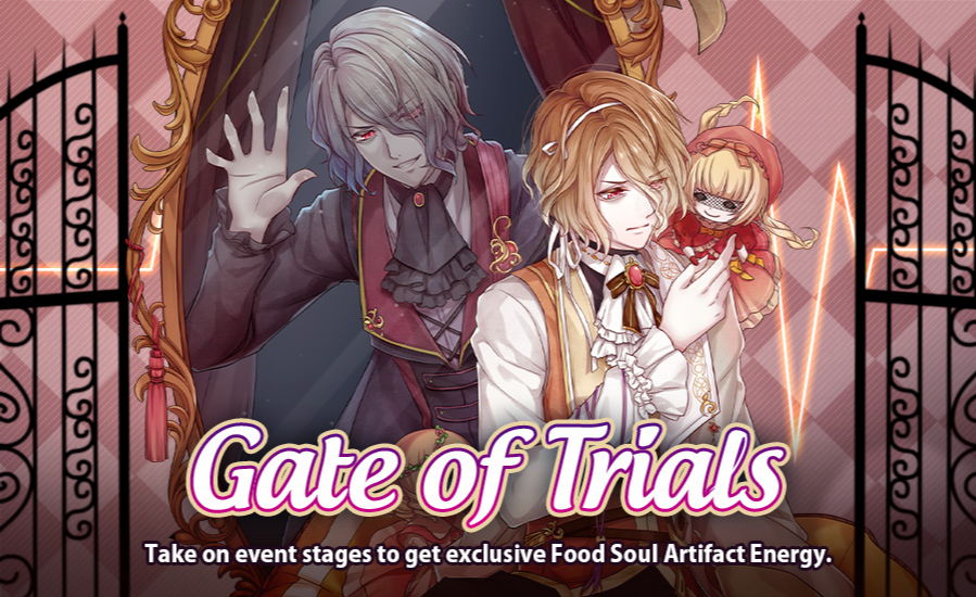 Banner-Gate of Trials (Souffle)