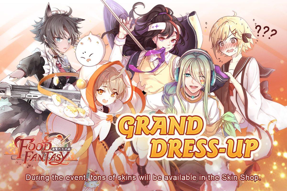 Banner-Grand Dress-Up