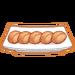 Dish-Butter Bread