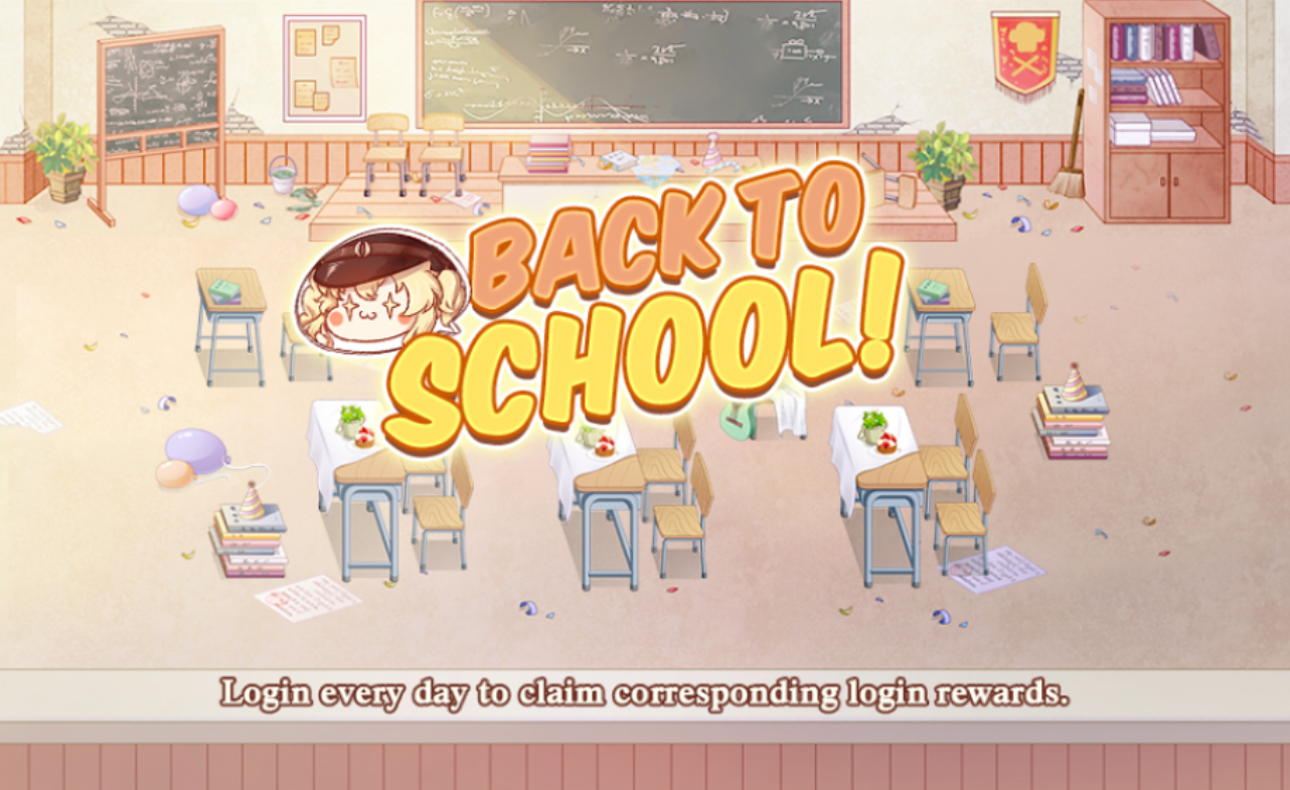 Banner-Back to School!