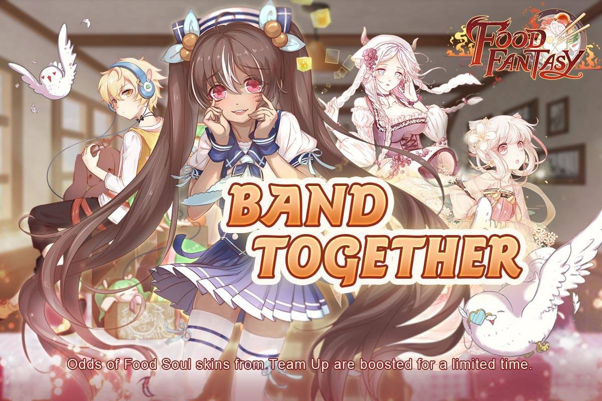 Banner-Band Together