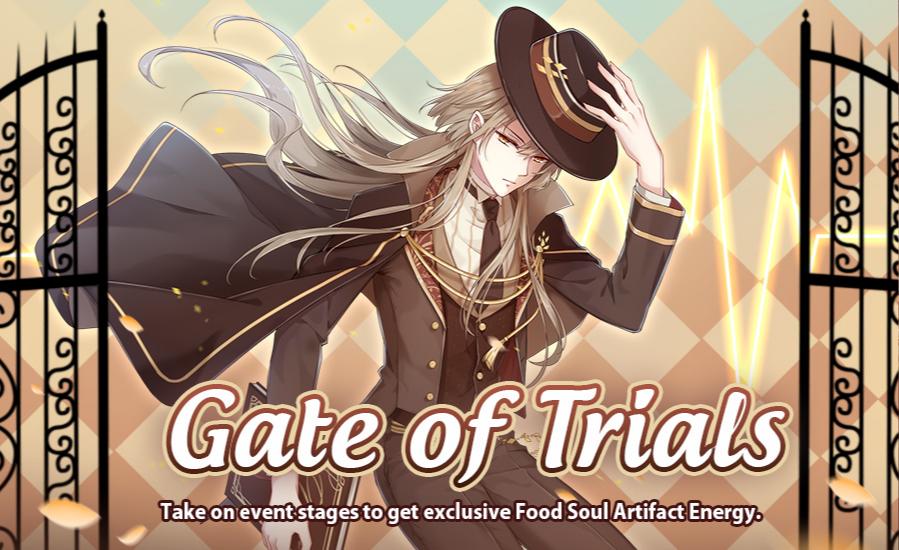 Banner-Gate of Trials (Opera Cake)