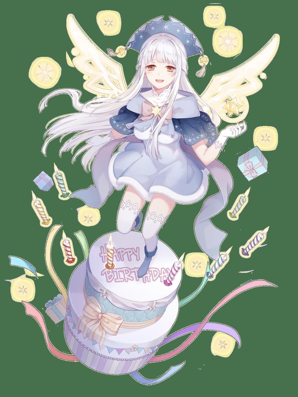 Ascended-Fondant Cake