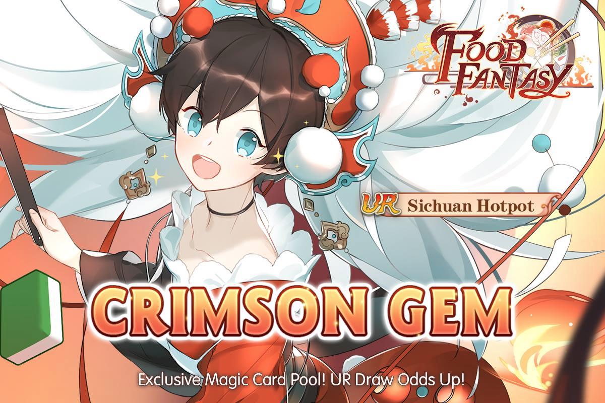 Banner-Crimson Gem