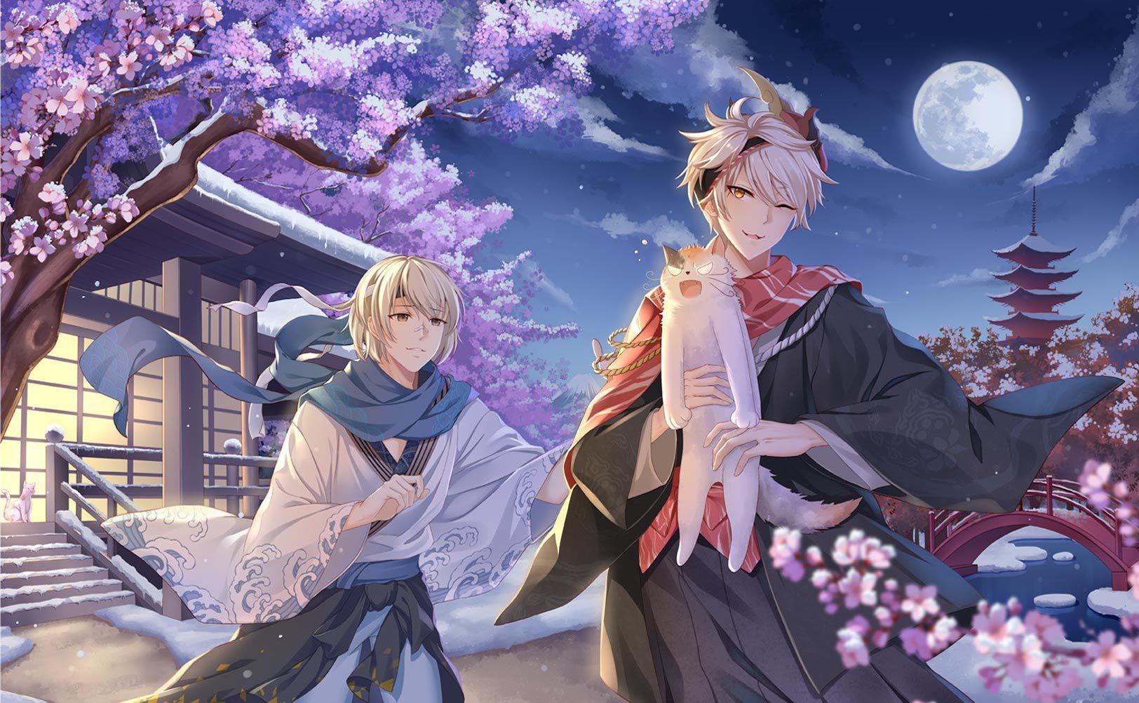 Illustration-Sanma & Sukiyaki
