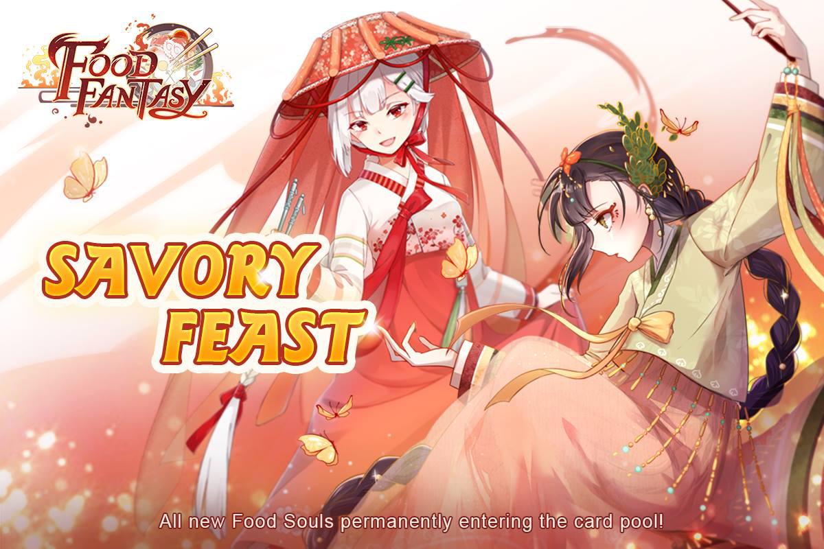 Banner-Savory Feast
