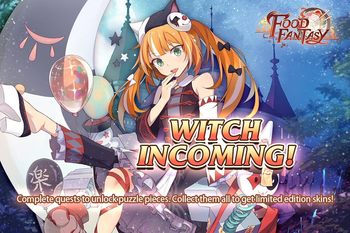 Banner-Witch Incoming