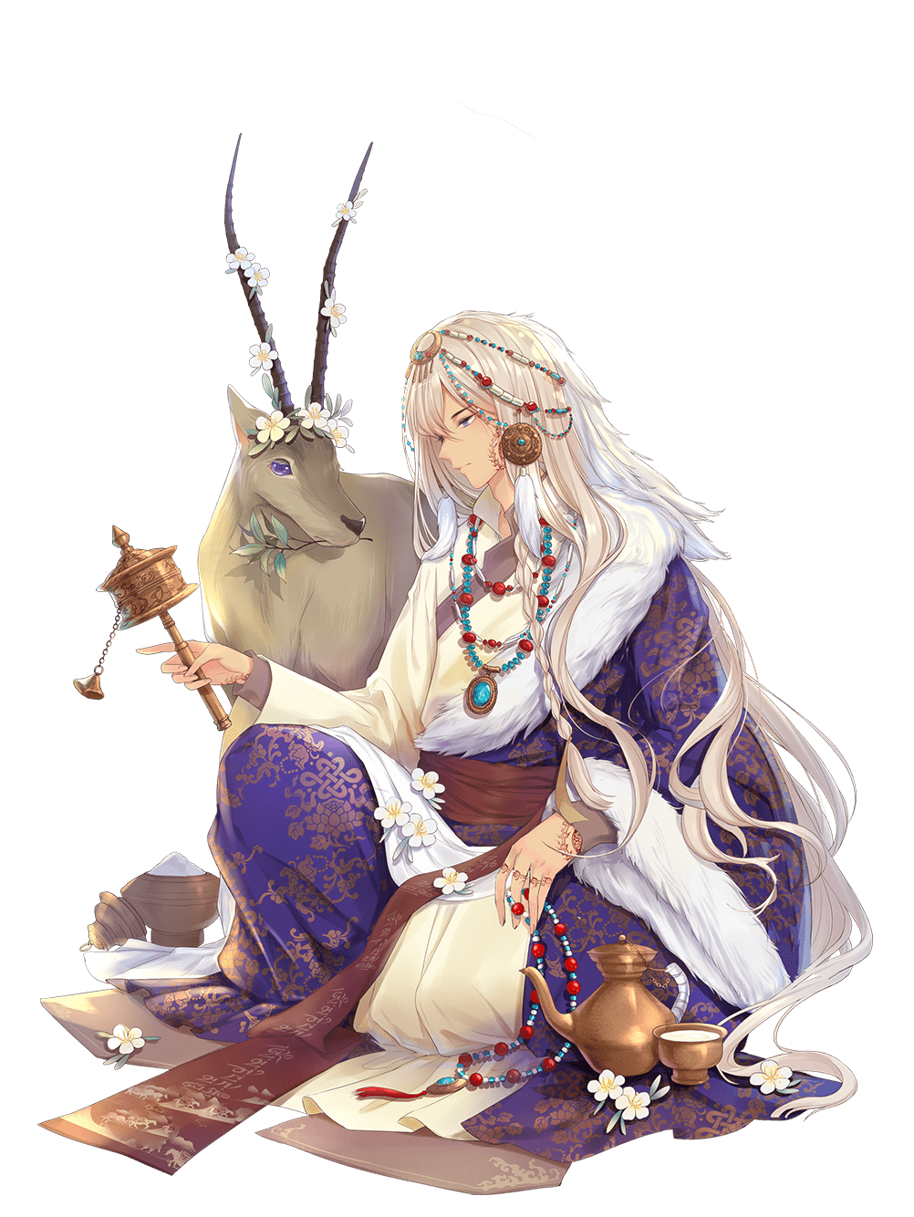 Lore – Butter Tea