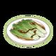 Dish-Sauteed Lettuce