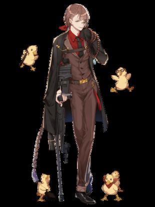 Gentleman Spy