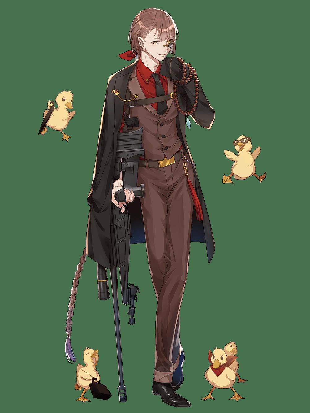 Skin-Peking Duck-Gentleman Spy