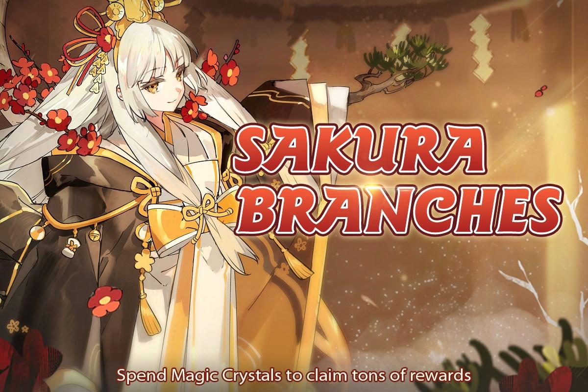 Banner-Sakura Branches