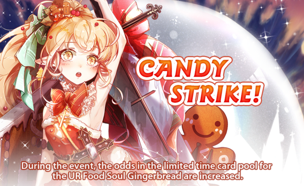 Banner-Candy Strike!