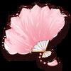 Souvenir-Feather Fan