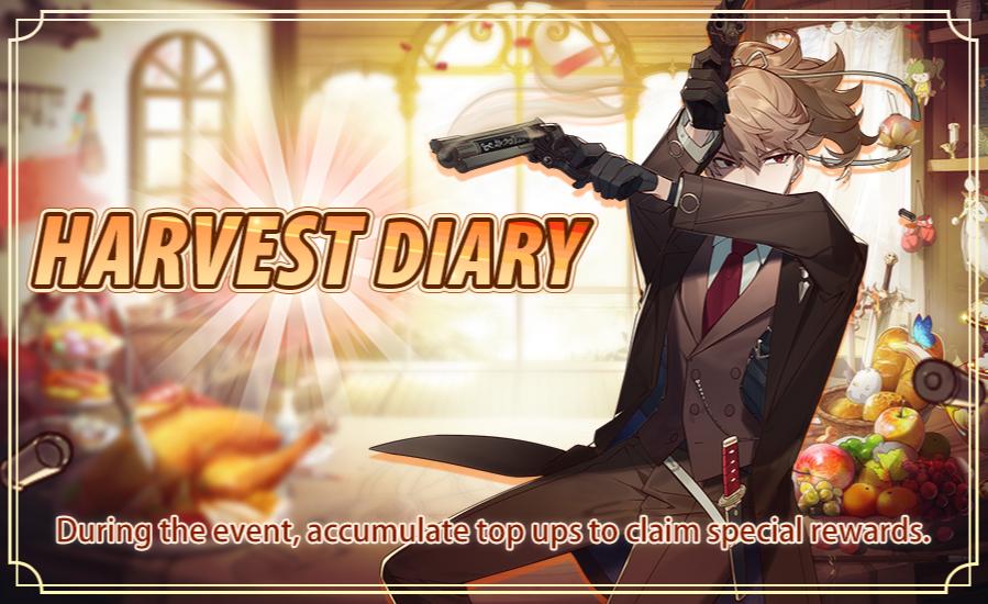 Banner-Harvest Diary (Gyudon)