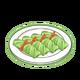 Dish-Emerald Roll