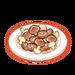 Dish-Sauteed Mushrooms