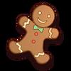 Souvenir-Christmas Eve Gingerbread