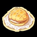 Dish-Pineapple Bun