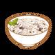 Dish-Black Fungus Congee