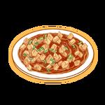 Dish-Mapo Tofu