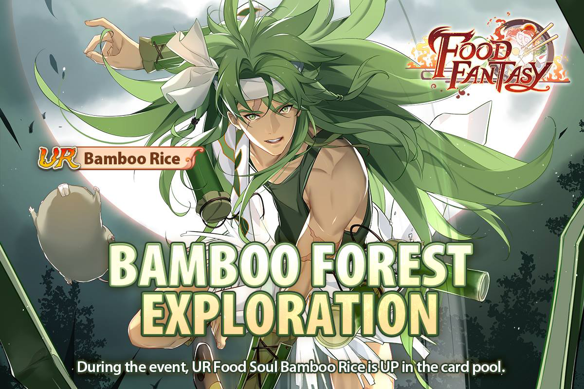 Banner-Bamboo Forest Exploration