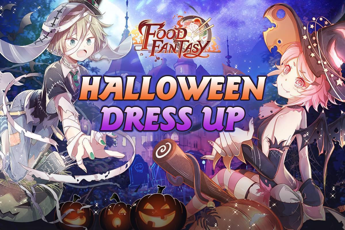Banner-Halloween Dress Up
