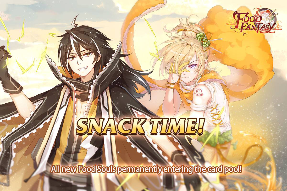 Banner-Snack Time!