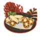 Dish-Vegetable Tempura
