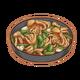 Dish-Grilled Calamari