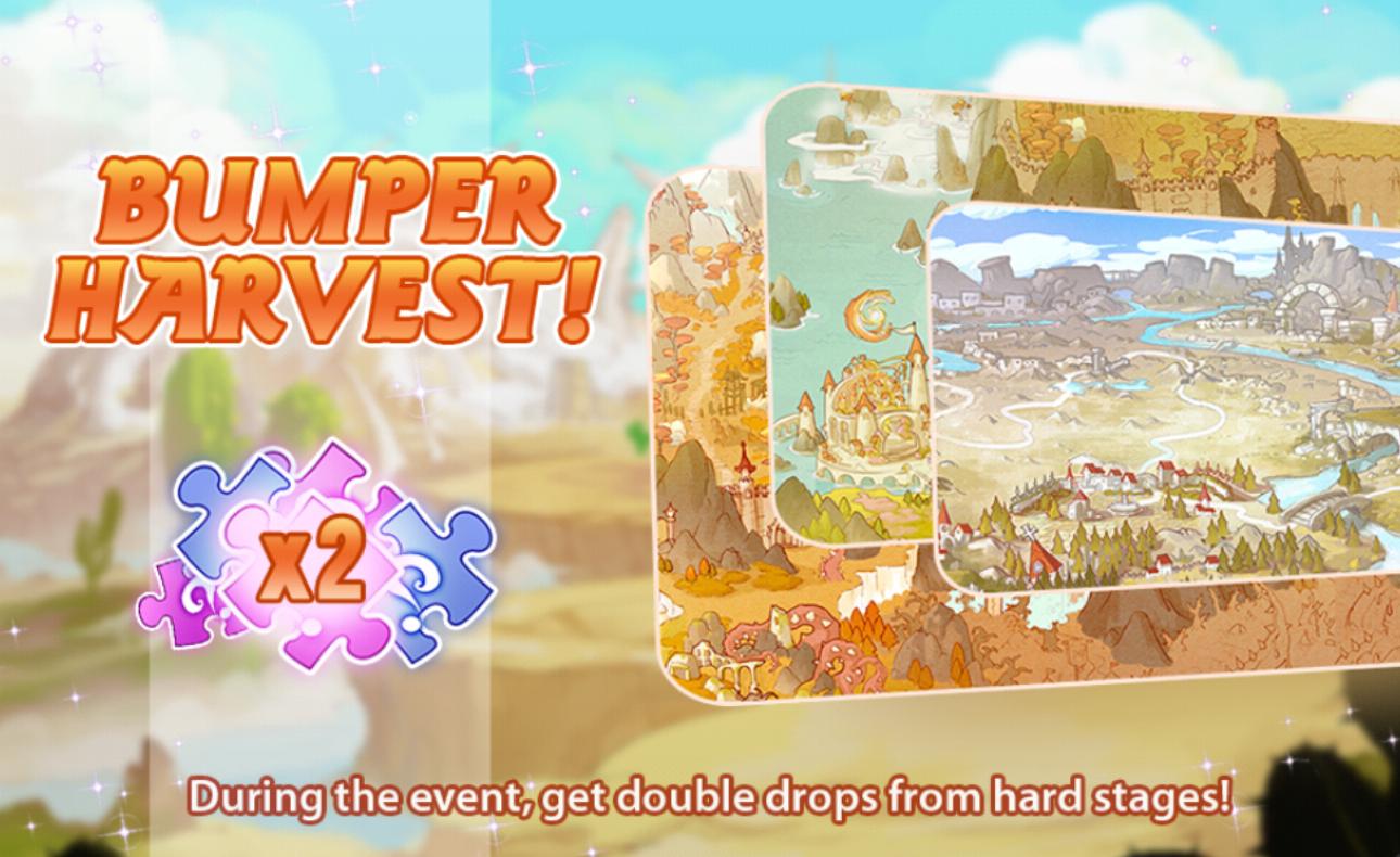 Banner-Bumper Harvest!
