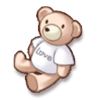 Souvenir-Teddy Bear