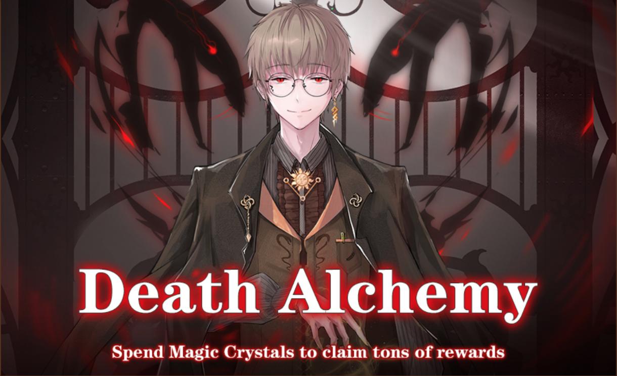 Banner-Death Alchemy
