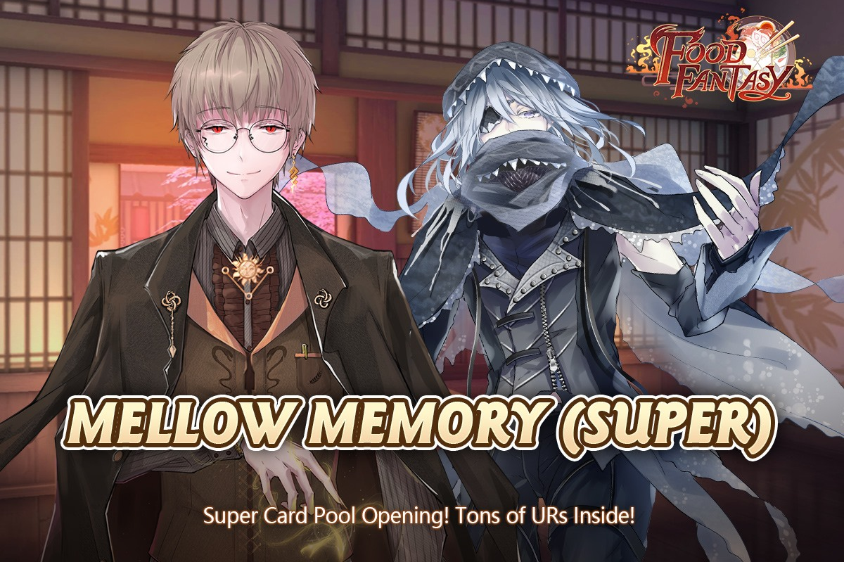 Banner-Mellow Memory (Super)