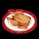 Dish-Roast Chicken