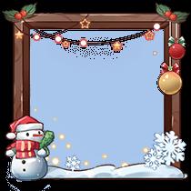 Frame-2019 Christmas Card