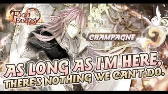 Food Fantasy- Proud - Champagne