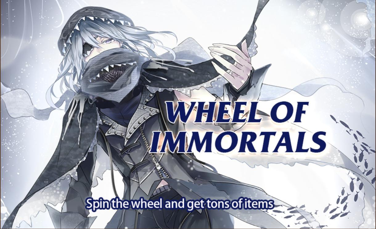Banner-Wheel of Immortals